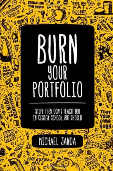 Libro | Burn your portfolio de Michael Janda