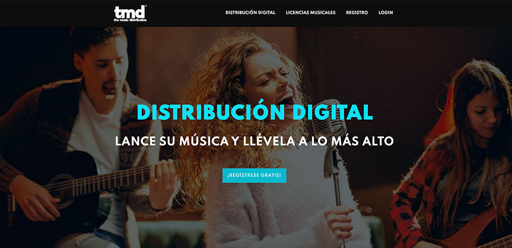 The Music Distribution